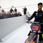"Ricciardo ""not wishing against"" Red Bull-Honda 