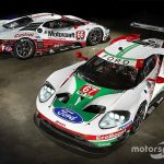 Ford, Ganassi unveil retro liveries for Rolex 24 at Daytona