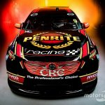 Erebus kicked out of Supercars test after noise breach
